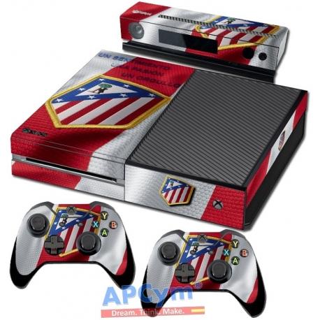Vinilo Xbox One Atletico de Madrid