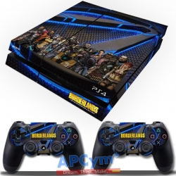 Vinilo Playstation 4 Borderlands