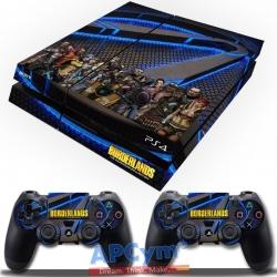 Vinilo Playstation 4 Borderlands