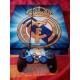 Vinilo Playstation 4 Real Madrid Azul