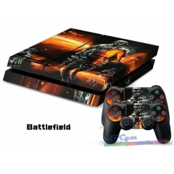 Vinilo Playstation 4 Battlefield