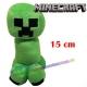 Minecraft Peluche Creeper 15cm