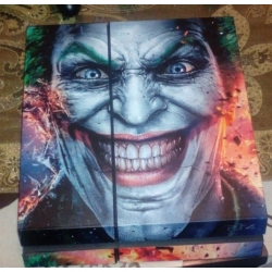 Vinilo Playstation 4 Joker Smiling