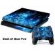 Vinilo Playstation 4 Calavera Blue