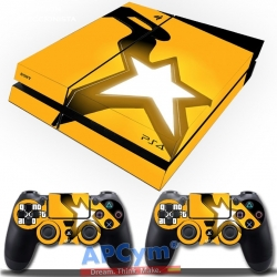 Vinilo Playstation 4 Rockstar Grand Theft Auto