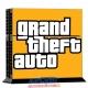Vinilo Playstation 4 Modelo Rockstar Grand Theft Auto 2015