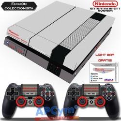 Vinilo Playstation 4 Nintendo NES