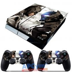 Vinilo Playstation 4 Batman Arkham Knight