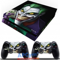 Vinilo Playstation 4 Joker Green Why So Serious
