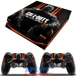 Vinilo Playstation 4 Call Of Duty Black Ops 3