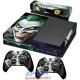 Vinilo Xbox One Joker Green Jared