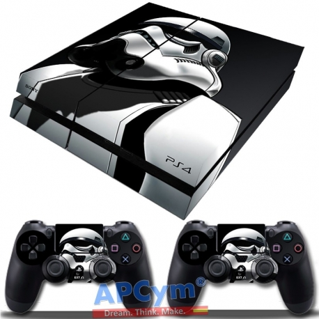 Vinilo Playstation 4 Soldado Imperial Star Wars
