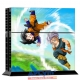 Vinilo Playstation 4 Dragon Ball Trunks y Son Goten