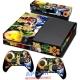 Vinilo Xbox One Dragon Ball Black
