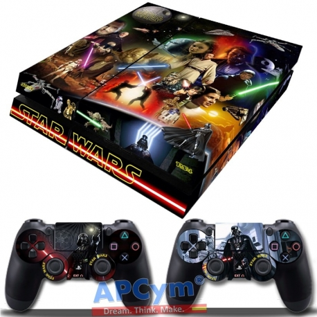 Vinilo Playstation 4 Star Wars