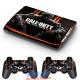 Vinilo Playstation 3 Super Slim Call Of Duty COD Black Ops III 3