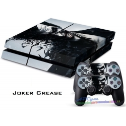 Vinilo Playstation 4 Joker Grease