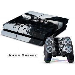Vinilo Playstation 4 Joker Grease