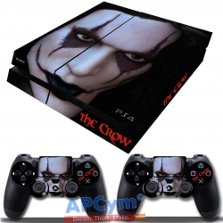 Vinilo Playstation 4 El Cuervo The Crow