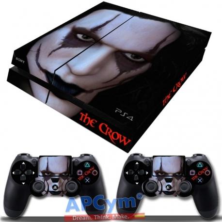 Vinilo Playstation 4 El Cuervo The Crow