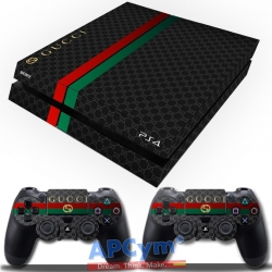 Vinilo Playstation 4 Gucci