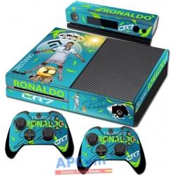 Vinilo Xbox One Cristiano Ronaldo CR7