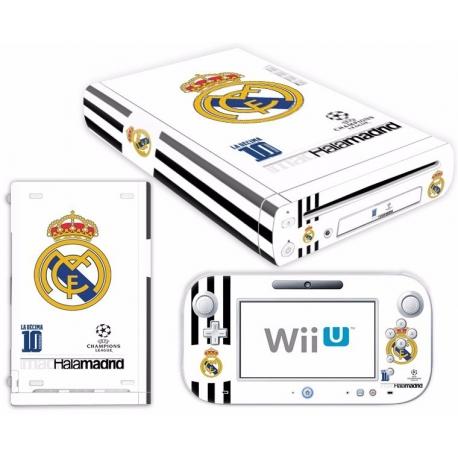 Vinilo Wii U Madrid