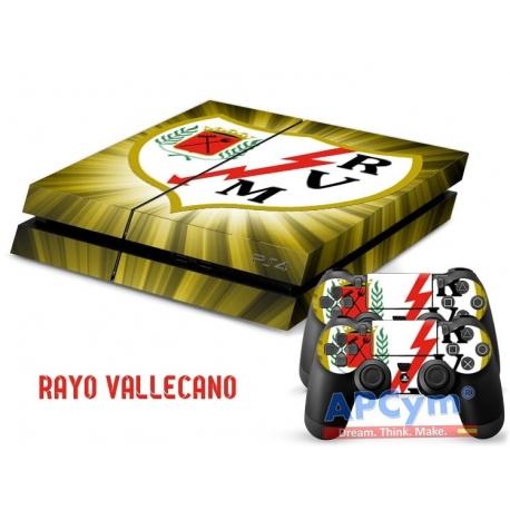 Vinilo Playstation 4 Rayo Vallecano