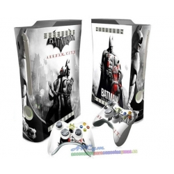 Vinilo Xbox Fat Modelo Batman Arkham