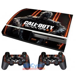Vinilo Playstation 3 Fat Call Of Duty Black Ops 3