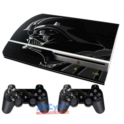 Vinilo Playstation 3 Fat Darth Vader Deluxe Edition