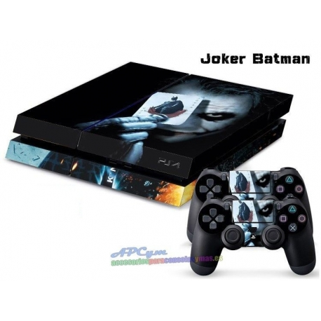 Vinilo Playstation 4 Joker Film