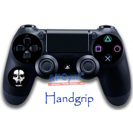 Handgrip Vinilo Playstation 4 Call Of Duty Ghost