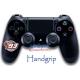 Handgrip Vinilo Playstation 4 Moto Hormiga Marquez