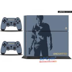 Vinilo Playstation 4 Uncharted Edicion Coleccionista