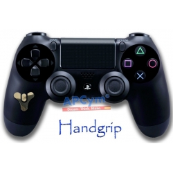 Handgrip Vinilo Playstation 4 Destiny Oro