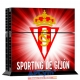 Vinilo Playstation 4 Sporting Gijon