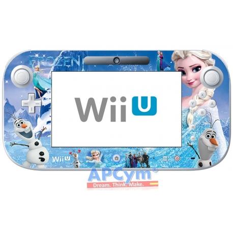 Vinilo Wii U Frozen Princesa de Hielo