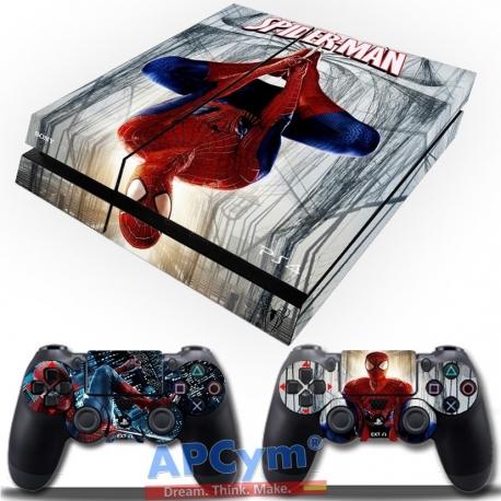 Vinilo Playstation 4 Spiderman