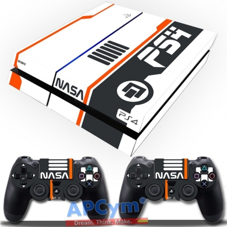 Vinilo Playstation 4 NASA