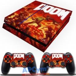 Vinilo Playstation 4 Doom