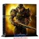 Vinilo Playstation 4 Doom 2016