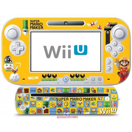 Vinilo Wii U Mario Maker