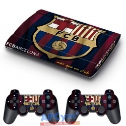Vinilo Playstation 3 Super Slim Barsa Barcelona