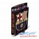 Vinilo Playstation 3 Super Slim Barsa Barcelona