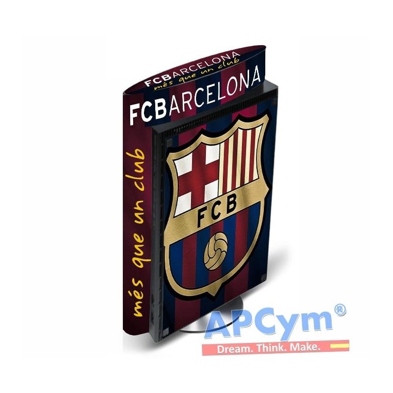 Vinilo Playstation 3 Super Slim Barcelona - APCym - Tienda de ... a20e8954bea