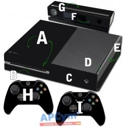 Personaliza tu Consola Xbox One Completa