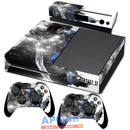 Vinilo Xbox One Final Fantasy XV