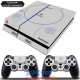 Vinilo Playstation 4 Version Retro PSX