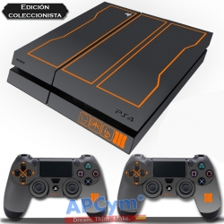Vinilo Playstation 4 Call Of Duty Black Ops III Edicion Coleccionista